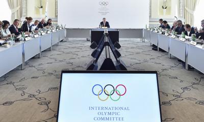Het bestuur van het IOC kwam vandaag bijeen in Lausanne (Zwitserland).