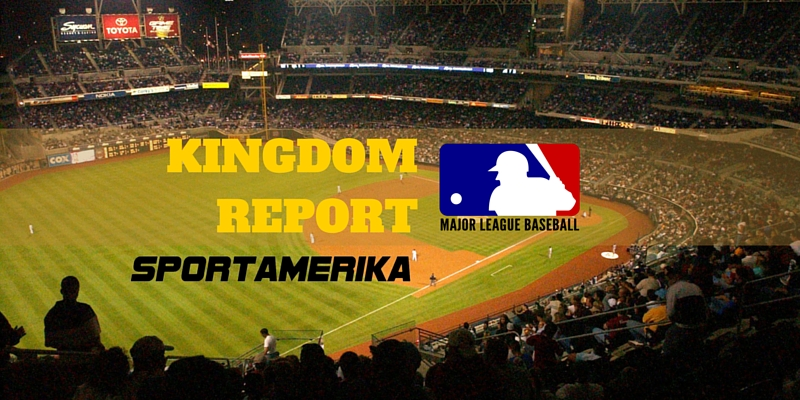 Kingdom Report- MLB