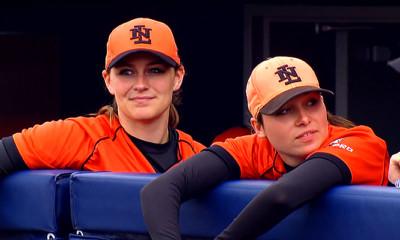 De Nederlandse dames hielden zeven innings lang goed stand tegen het sterke Canada.