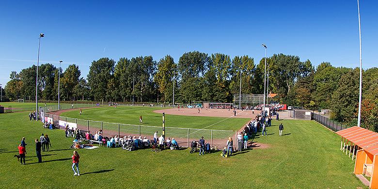 Sportpark De Elta in Santpoort-Zuid is gastheer van de eerste dag van de Season Finals.