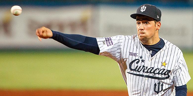 Kenny van den Branden, de beste pitcher van dit seizoen, keert niet meer terug bij Curaçao Neptunus.