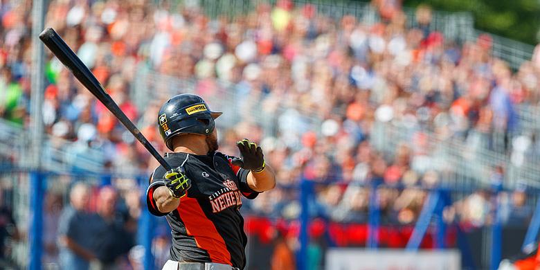 Ondanks volle tribunes tijdens de 28e editie is er toch een einde gekomen aan de Honkbal Week Haarlem.