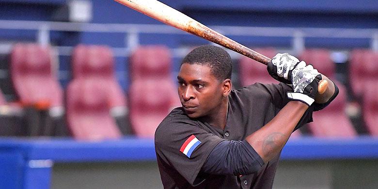 Didi Gregorius keerde voor Tampa Yankees terug op het veld.