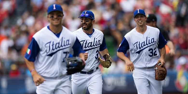 De Italiaanse selectie voor de European Baseball Series wordt flink verjongd.