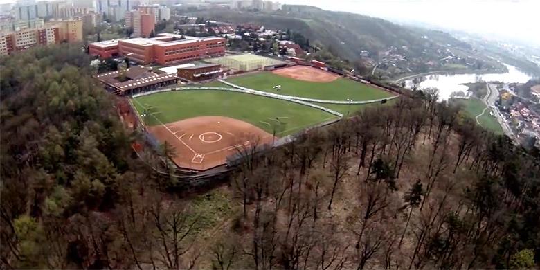 Het sportpark in Havlíčkův Brod is de komende twee jaren het middelpunt van het mondiale heren softbal.