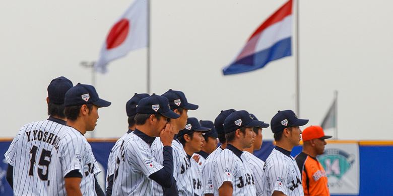 De oefenwedstrijd tussen het Koninkrijksteam en Japan wordt gespeeld op de velden van Onze Gezellen in Haarlem.