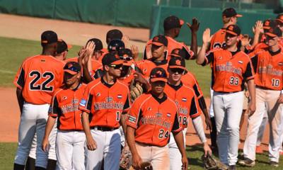 Het U18 Nederlands Koninkrijksteam heeft zich ongeslagen geplaatst voor de finale.