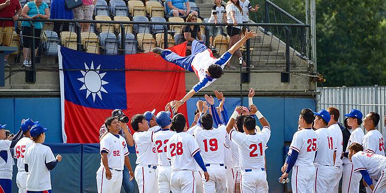 Taiwan werd in 2017 voor de tweede keer in de historie winnaar van het World Port Tournament.
