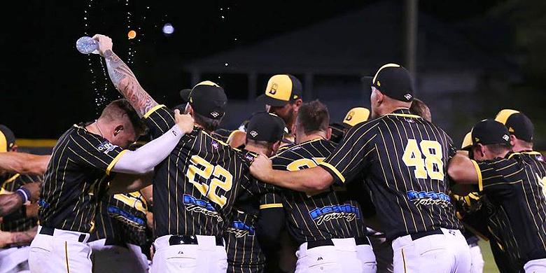 Brisbane Bandits veroverde de vierde Australische titel op rij.