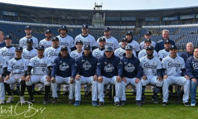 Teamfoto van Curaçao Neptunus.
