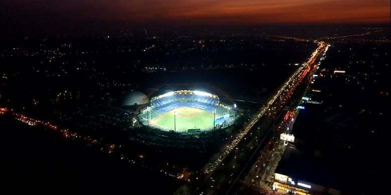 Het laatste OKT wordt gespeeld in het Intercontinental Stadium in Taichung.