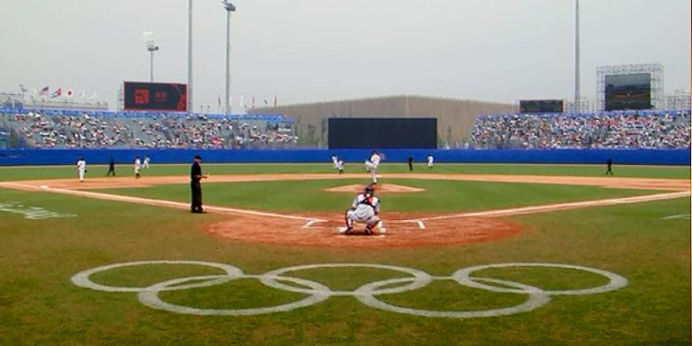 Het laatste Olympisch honkbaltoernooi werd in 2008 in het Griekse Athene gehouden.