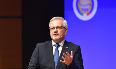 FIBS-voorzitter Andrea Marcon kondigde nieuwe maatregelen aan.