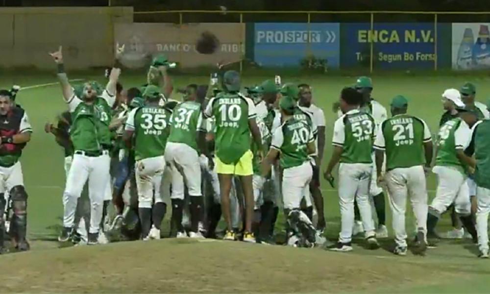 Sta Rosa Indians is voor het eerst sinds 2008 weer kampioen van Curaçao.