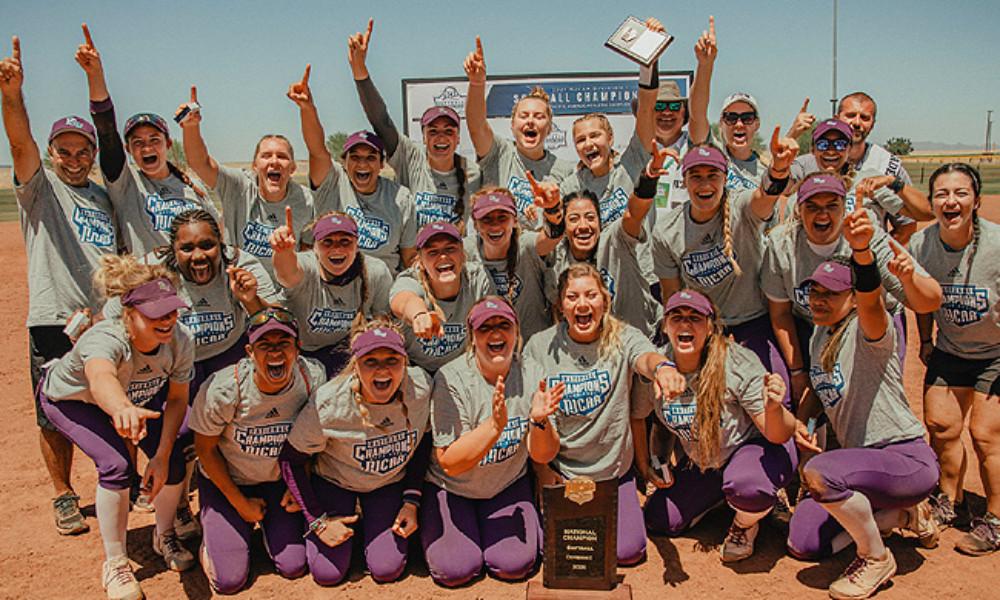 Florida SouthWestern State College is voor het eerst ooit winnaar geworden van het NJCAA National Tournament.